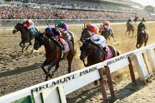 Belmont Stakes Results 2014: Video Replay, Times Chart and Triple Crown Review
