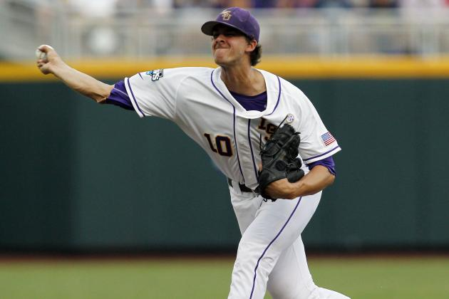 MLB Draft 2014: Full Grades and Top Results from Baseball's Selection Process