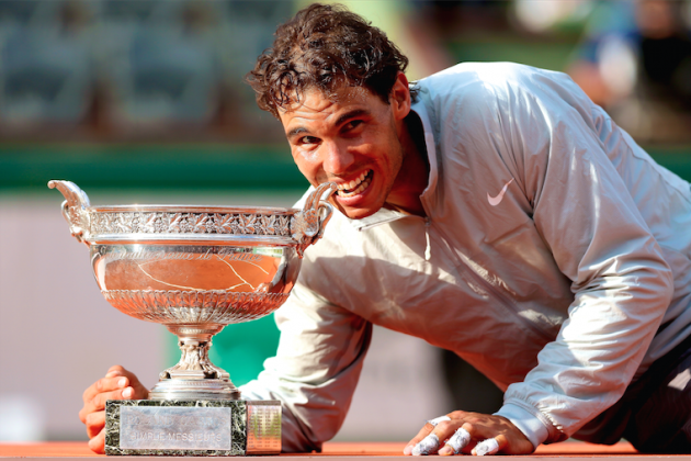 Rafael Nadal Vanquishes Doubts with 2014 French Open Title over Novak Djokovic