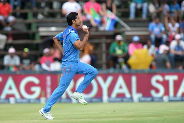 Mohit Sharma: World Cricket's Bowler of the Month, May 2014