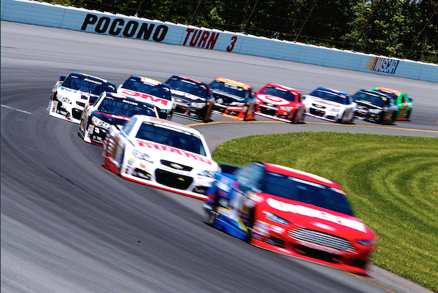 NASCAR at Pocono 2014: Live Results and Analysis from Pocono 400