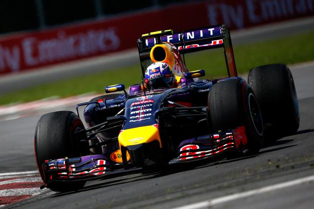 Canadian Grand Prix 2014: Live Lap-by-Lap Updates, Highlights, Report and More