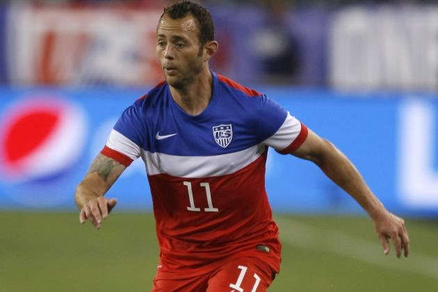 Brad Davis Brings More to the Table Than Just His Left Foot