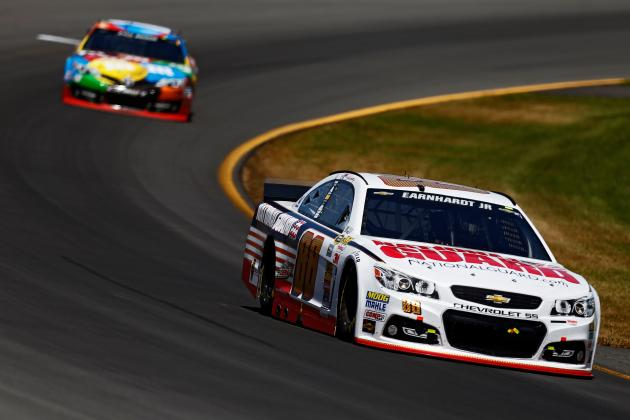 Sprint Cup Chase 2014: NASCAR Standings and Schedule After Pocono 400