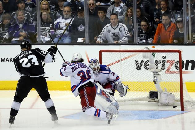 Stanley Cup 2014: Remaining Schedule Heading into Kings vs. Rangers Game 3