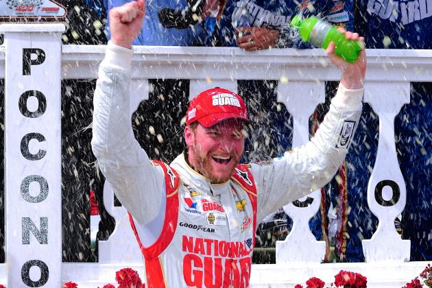 NASCAR at Pocono 2014 Results: Winner, Standings, Highlights and Reaction