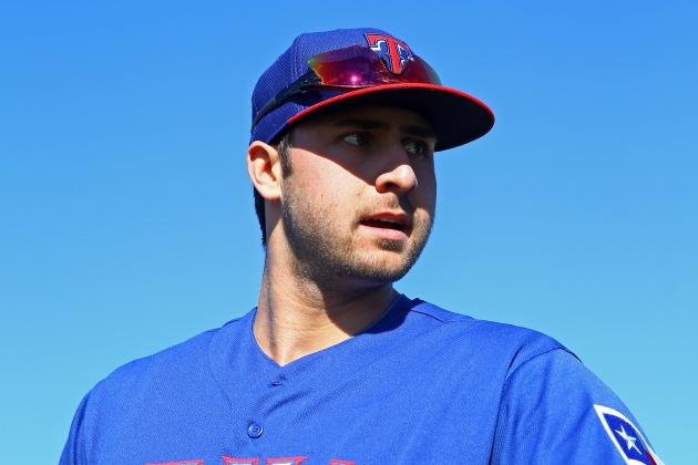 Rangers Promote Hot-Hitting Joey Gallo to Double-a Frisco