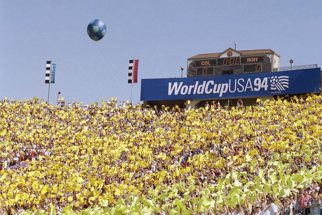 Bradley, Wondo, Gonzalez Discuss How the 1994 World Cup Influenced Them