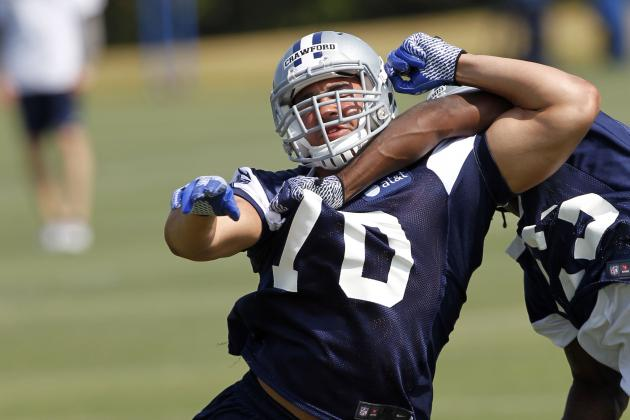 Tyrone Crawford 'Crazy Excited' About Young D-Line