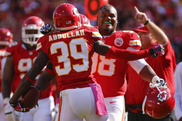 Chiefs' Mass Free Agent Exodus Creates Several Competitions