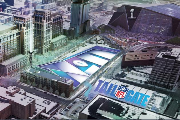 NFL Had 153 Pages of Specifications for Any City Wishing to Host Super Bowl LII
