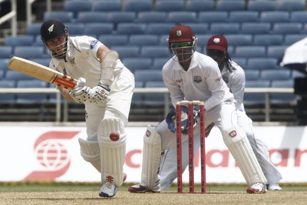 West Indies vs. New Zealand, 1st Test: Day 1 Video Highlights, Scorecard, Report