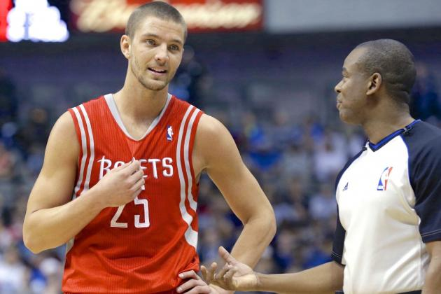 Chandler Parsons Wants to Remain with Rockets, Says 'I Love Houston'