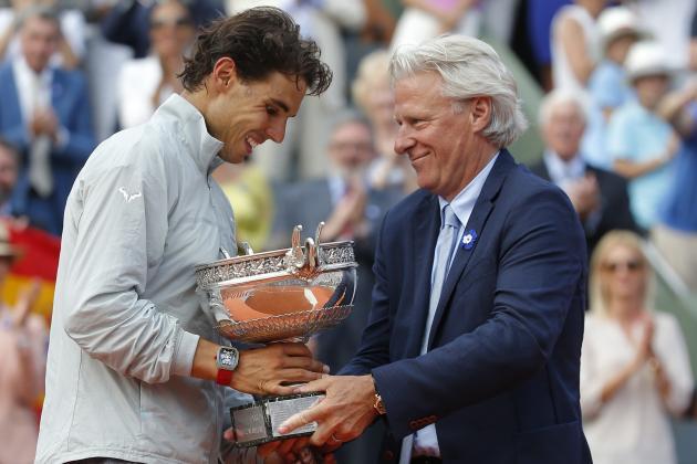Projecting Rafael Nadal's Timeline to Catch Roger Federer's 17 Grand Slam Titles