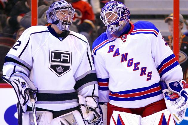 Jonathan Quick Outplaying Henrik Lundqvist to Give Kings Unexpected Goalie Edge