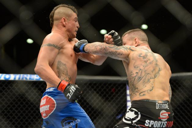 After Controversial Win, Diego Sanchez Offers Ross Pearson 5-Round Rematch