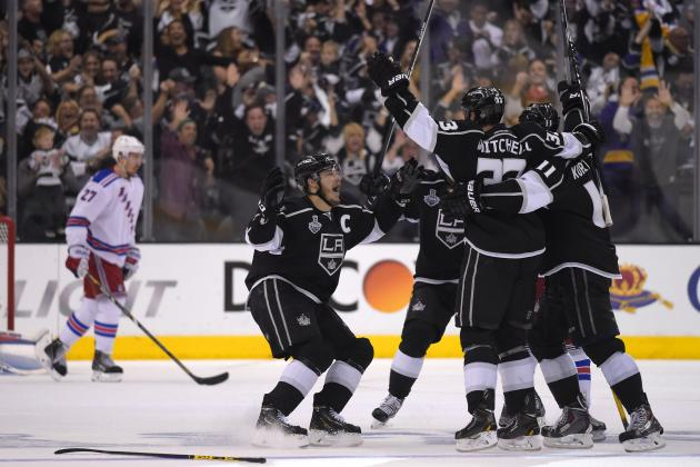Stanley Cup Final 2014: Series Schedule and Preview for Kings vs. Rangers Game 3