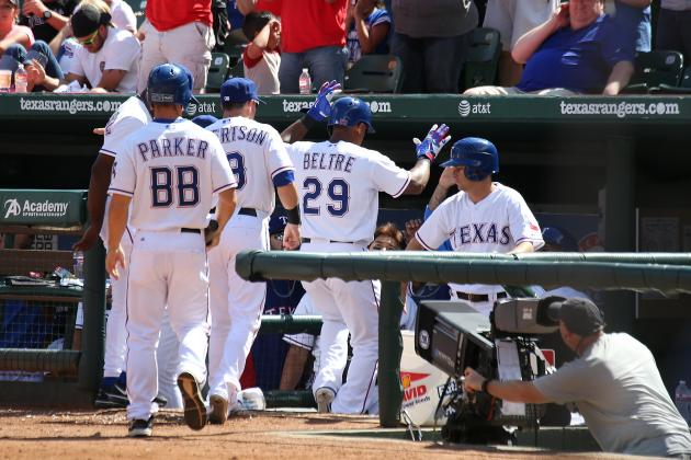 Texas Rangers Lack Offense in Loss to Cleveland