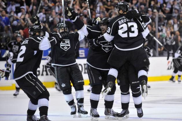 Stanley Cup 2014: Full Schedule and Viewing Info for Kings vs. Rangers Game 3