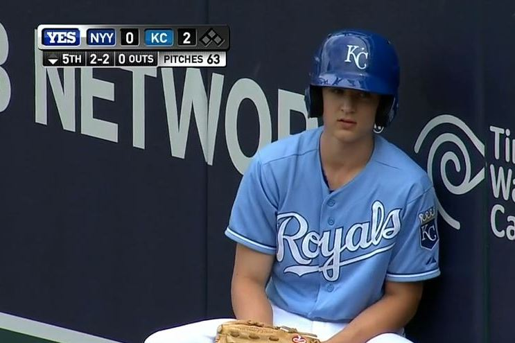 Royals Ball Boy Accidentally Fields Fair Ball, Refuses to Go Near Next Foul Ball