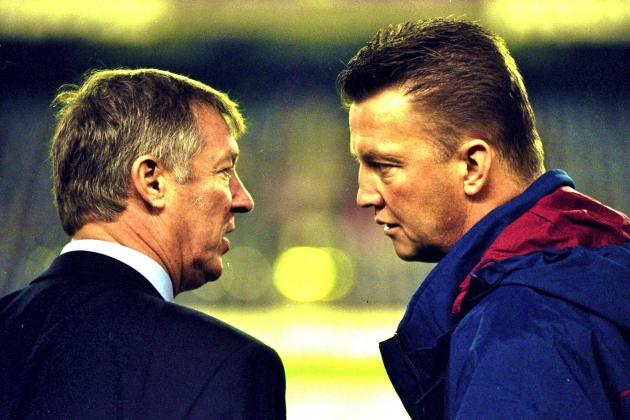 Louis Van Gaal Must Be as Ruthless as Sir Alex Ferguson at Manchester United