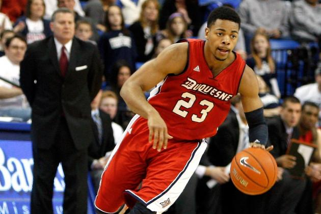 Two Duquesne Basketball Players Arrested