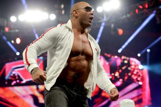 Projecting When Batista Will Return to WWE Programming