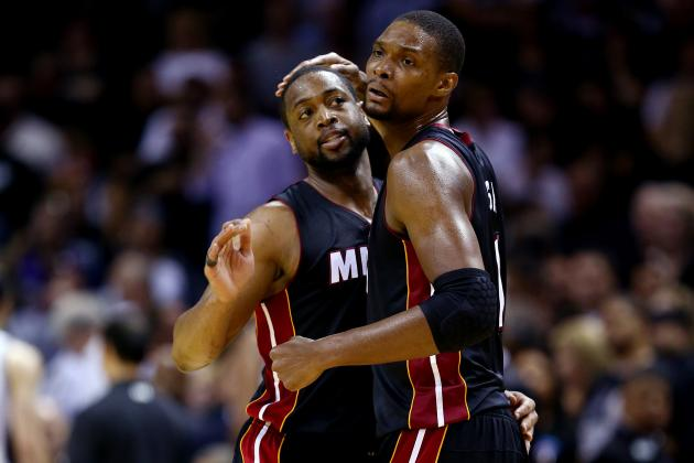 Miami Heat vs. San Antonio Spurs: Game 2 Grades and Analysis