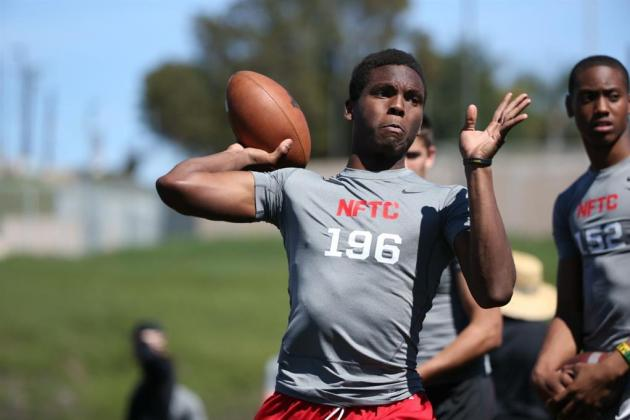 Sheriron Jones to Florida: Gators Land 4-Star Dual-Threat QB Prospect