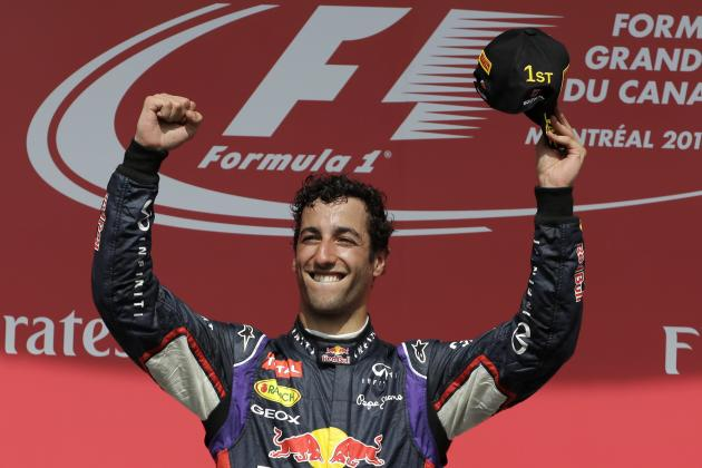 Daniel Ricciardo a World Champion-in-Waiting After Maiden Win at Canadian GP