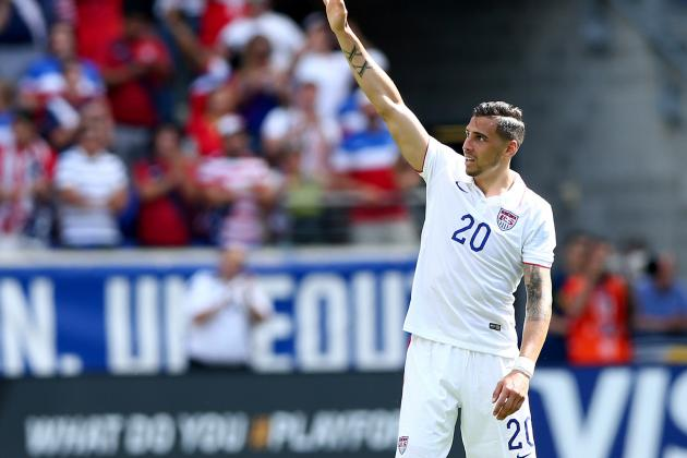 USMNT's Geoff Cameron Ready to Conquer Next Career Challenge