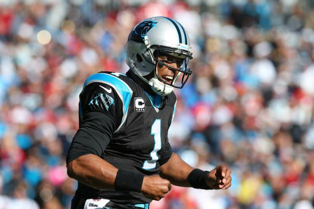 Cam Newton Contract Talks to Target Cutler's Deal, Not Kaepernick's