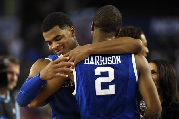 Harrison Twins Returning to Kentucky with Renewed Focus After Forgoing NBA Draft