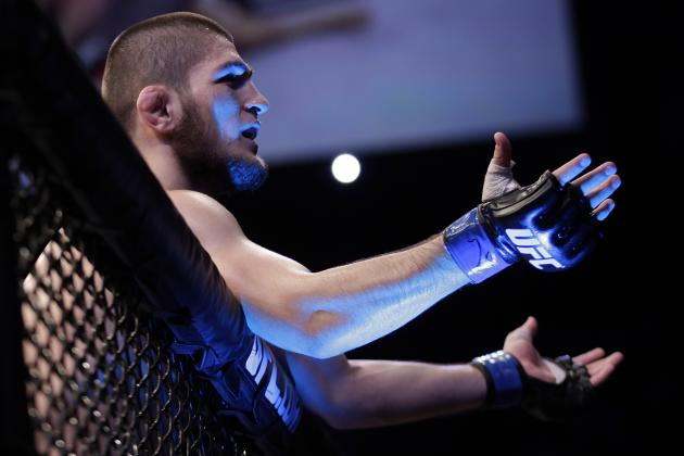 UFC Lightweights Anthony Pettis and Khabib Nurmagomedov Trade Twitter Barbs