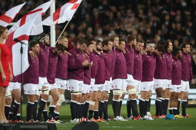 England Have the Squad Depth to Win the 2015 Rugby World Cup