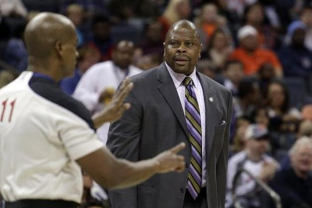 Why Isn't Patrick Ewing Getting a Shot to Coach NY Knicks?