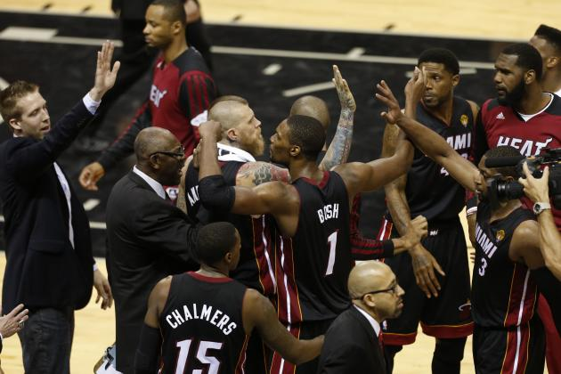 Miami Heat Win a Road Game in an NBA-Record 16th Consecutive Playoff Series