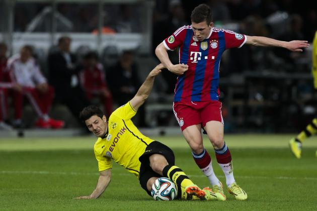 How Hojbjerg and Other Fringe Stars Could Be Key for Bayern Munich in 2014-15