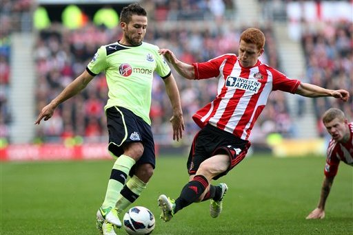 Jack Colback Agrees Transfer to Newcastle from Sunderland
