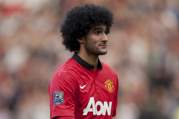 Marouane Fellaini's Potential Transfer Makes Sense for Manchester United