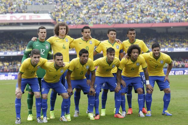 Brazil vs. Croatia: Date, Time, Live Stream, TV Info and 2014 World Cup Preview