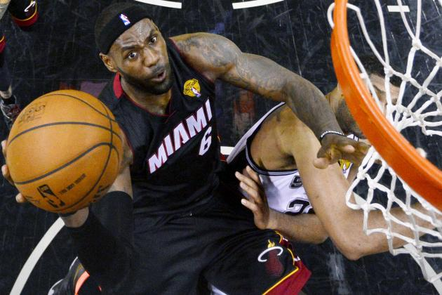 Heat vs. Spurs: Breaking Down Keys to Victory in 2014 NBA Finals Game 3