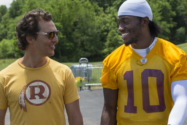 LOVERRO: @RGIII and the @Redskins, Influencing People One #hashtag