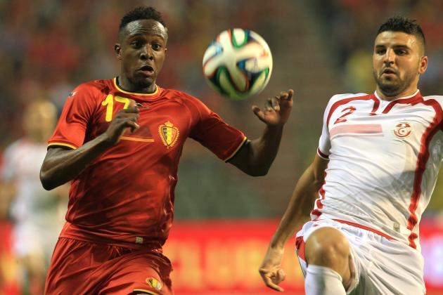 World Cup 2014 Group H Betting Preview: Belgium Tops Odds List