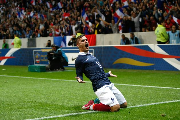 Why Antoine Griezmann Must Be Handed a World Cup Starting Spot for France