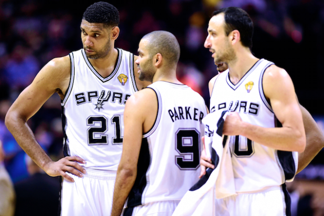 Miscues Leave Spurs Battling Themselves as Well as Past Demons Heading to Miami
