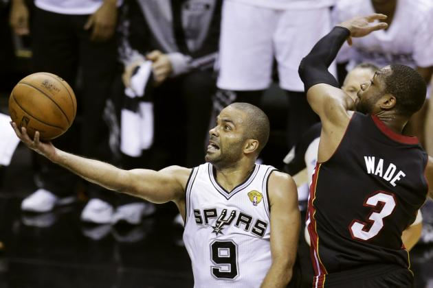 NBA Finals Schedule 2014: TV Info and Players to Watch in Spurs vs. Heat Game 3