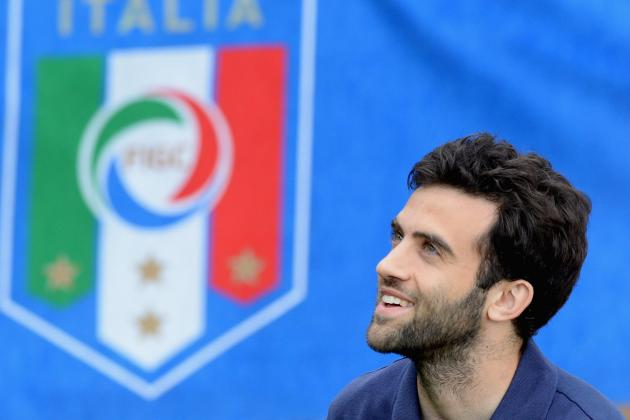 Why Italy Made a Mistake Taking Alberto Aquilani over Giuseppe Rossi