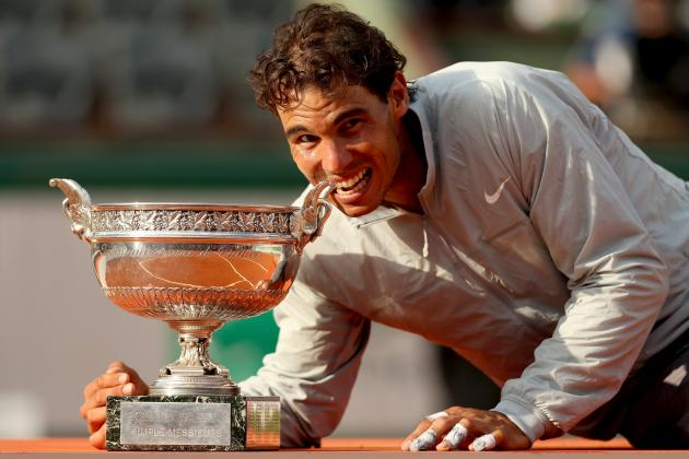French Open 2014: Reviewing Grand Slam Winners and Championship Results