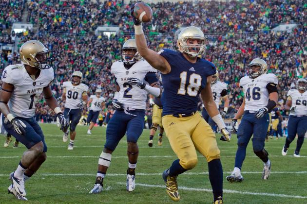ND Trio Makes Steele's All-America Team